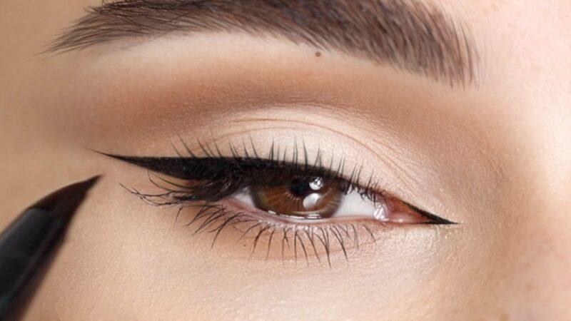 how to do the fox eye