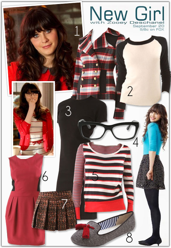 Love New Girl? How about New Girl Fashion? How to Dress Like Jess from New Girl