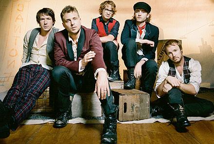 OneRepublic Band Photo
