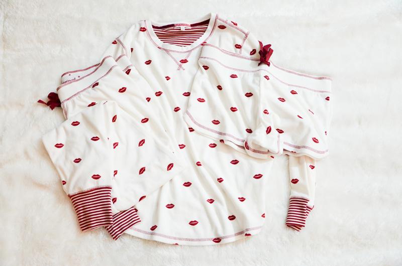 pj-salvage-lip-print-pajamas