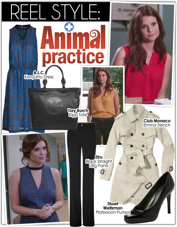 Animal Practice Style and Fashion