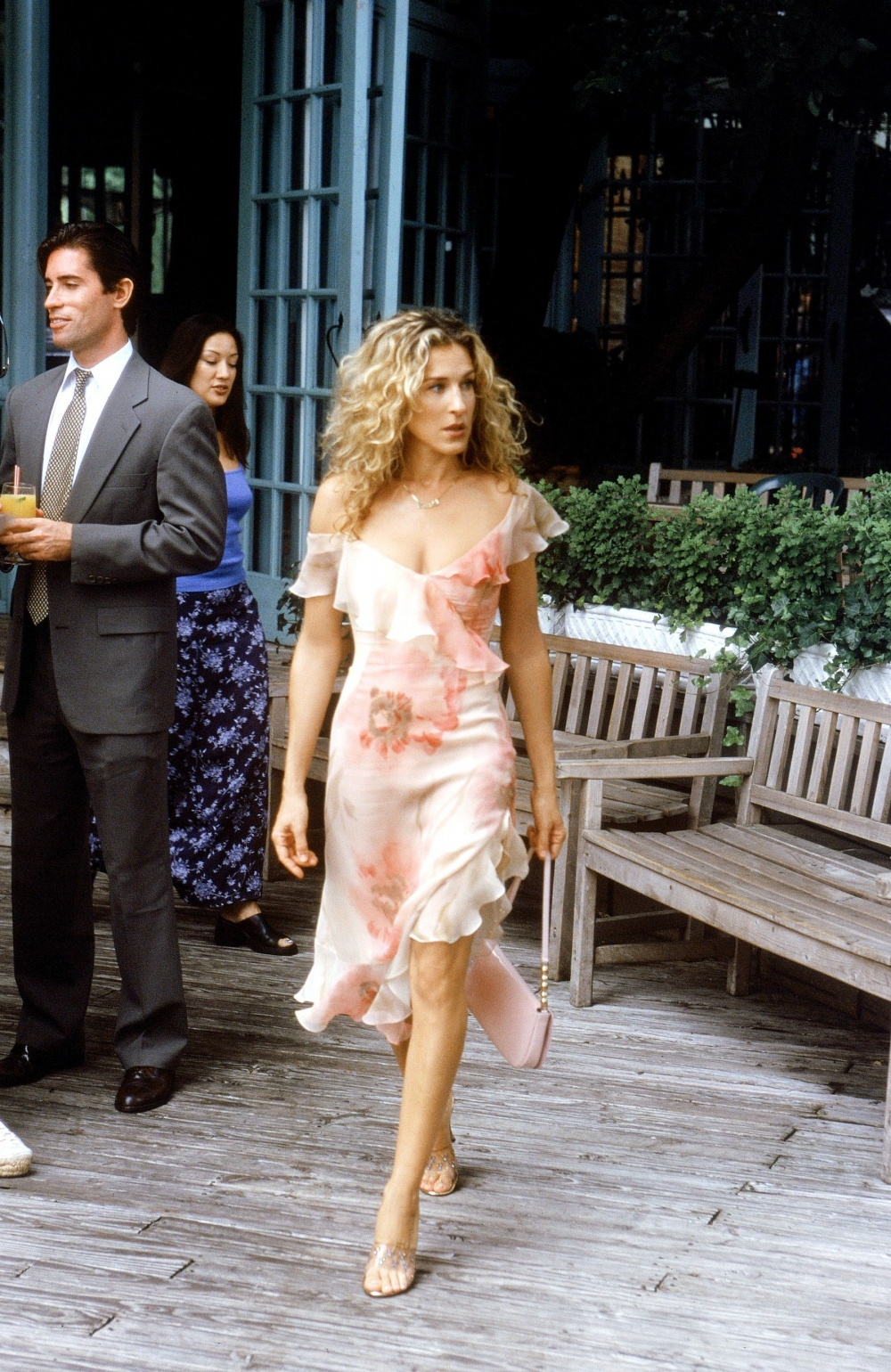 Sex and the City Carrie Bradshaw's Date Night Looks