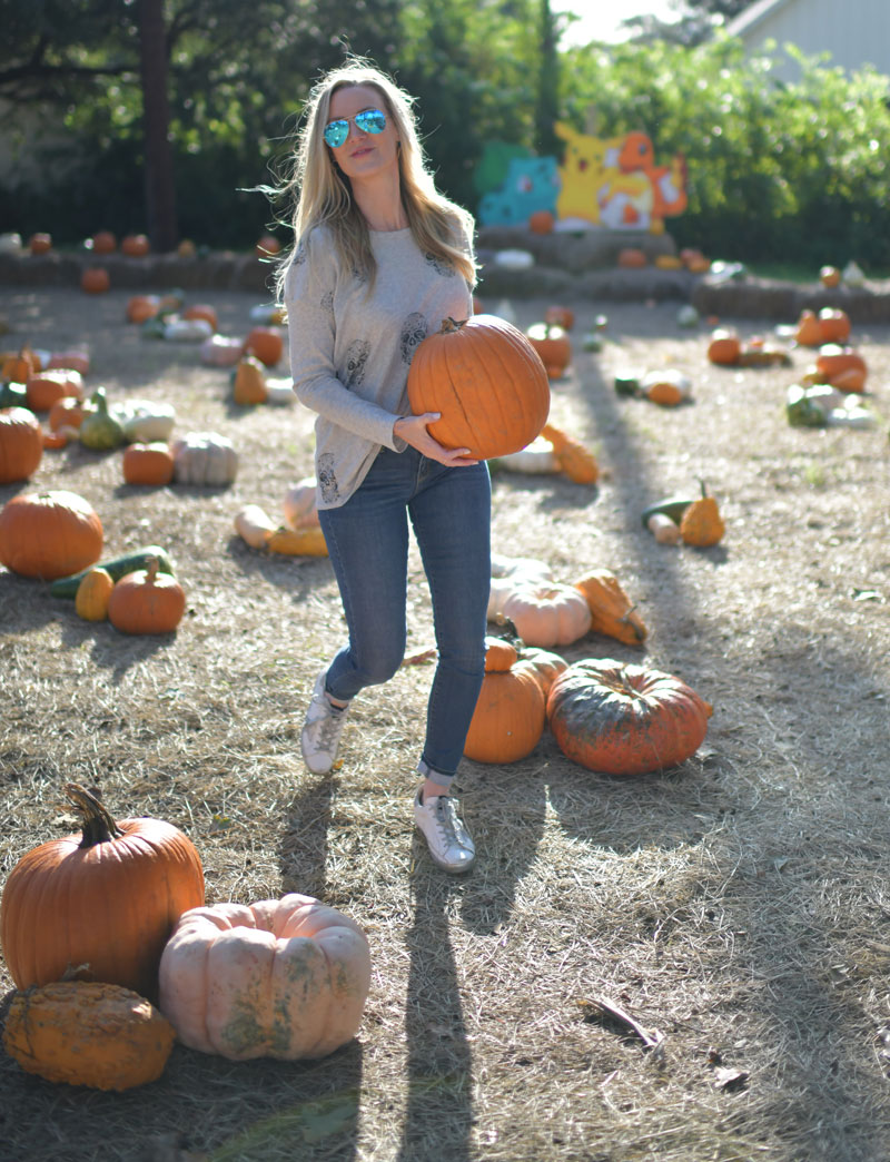 The best outfits for the pumpkin patch
